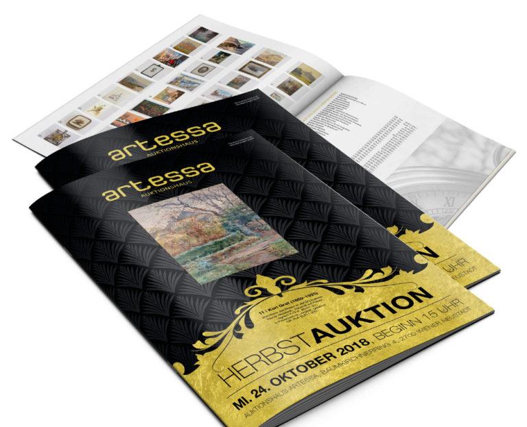 Auktionskatalog artessa