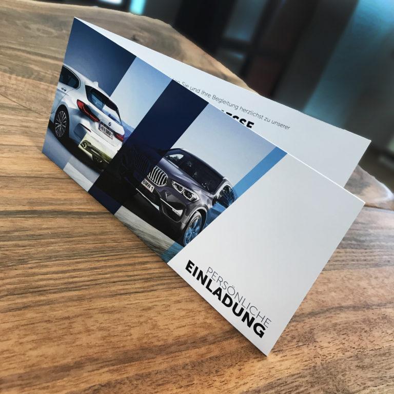 BMW Harmtodt - Einladung