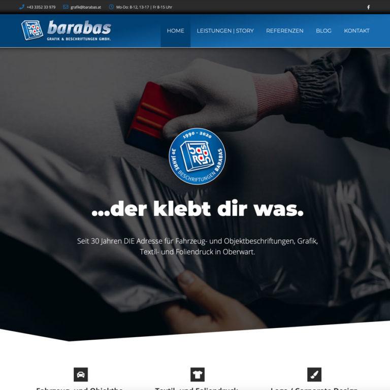 website barabas oberwart