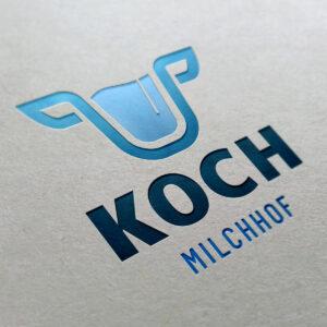 Logo Koch Milchhof Markt Allhau