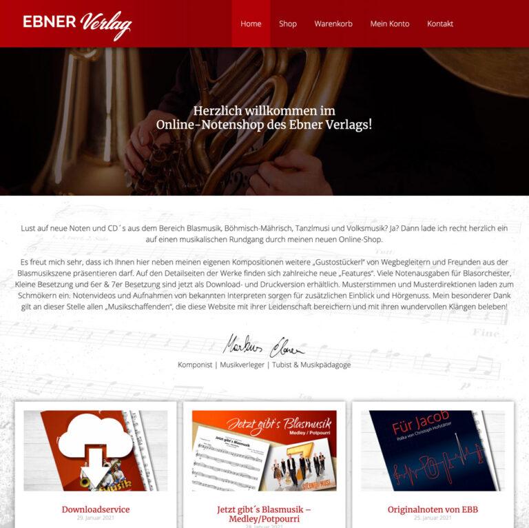 Ebner Verlag Webshop