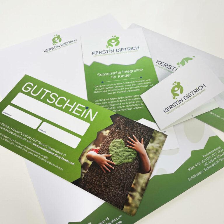 Logo | Corporate Design Kerstin Dietrich
