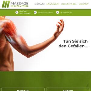 Website Michael Fassl