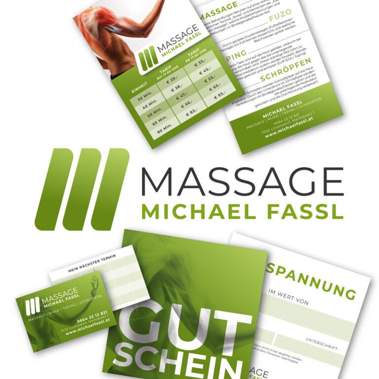 Michael Fassl | Massage Litzelsdorf